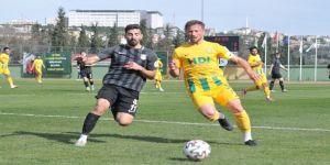 Darıca Gençlerbirliği: 0 - Ceyhanspor: 1
