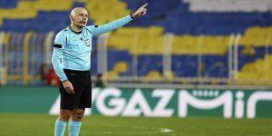 Süper Lig'in 25. haftasında oynanacak maçları yönetecek hakemler açıklandı