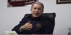 Milli Savunma Bakanı Akar: Pençe Kartal-2 Harekatı'nda 48 terörist ölü, 2 terörist sağ olarak ele geçirildi