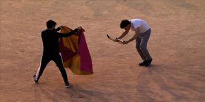 İspanya ile özdeşleşen boğa güreşleri salgına rağmen ayakta kalmaya çalışıyor