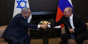 İsrail yönetimi Rusya'dan Suriye ile bağlantılı insani bir konuda yardımcı olmasını istedi. İsrail kabinesinin de Rusya'nın koordinesine yardımcı olduğu Suriye ile bağlantılı gizli bir insani konu için dün akşam ac