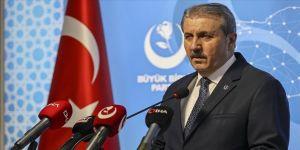 BBP Genel Başkanı Destici, Gara şehitleri üzerinden TSK'nın itibarsızlaştırılmaya çalışılmasını eleştirdi