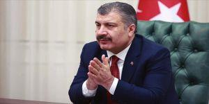 Sağlık Bakanı Koca'dan 'Kovid-19 aşısında öncelik' iddiasıyla dolandırıcılığa karşı uyarı