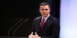 İspanya Başbakanı Sanchez ülkede şiddete dönüşen gösterilere tepki gösterdi