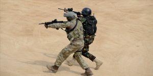 Türkiye ile Pakistan silahlı kuvvetlerinin birlikte icra ettiği 'Atatürk Tatbikatı 2021' sona erdi