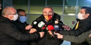 Galatasaray Kulübü İkinci Başkanı Albayrak: Baskı altında olan bir hakeme rağmen Galatasaray buradan 3 puanı aldı