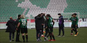 Yukatel Denizlispor tek golle kazandı