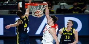 Milli basketbolcu Alperen Şengün: Avrupa Şampiyonası'na hazır olacağız, belki kupayı bile kazanırız