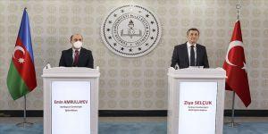 Milli Eğitim Bakanı Selçuk: Karabağ'ın yeniden inşası konusunda büyük bir çabanın içinde olacağız