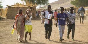 Etiyopya'daki çatışmalardan Sudan'a kaçan sığınmacılar barınma, gıda ve ilaç sıkıntısı çekiyor