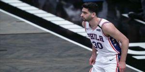 NBA'de Furkan Korkmaz 76ers'ın galibiyetine 19 sayılık katkıda bulundu