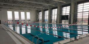 Kandıra Yüzme Havuzu'nda son rötuşlar
