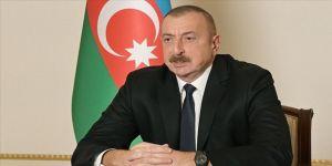 Azerbaycan Cumhurbaşkanı Aliyev'den Ermenistan'a uyarı: Ermenistan'ın 10 Kasım bildirisini uygulayacağını umuyorum