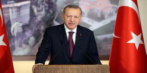 Cumhurbaşkanı Erdoğan Nijerya'da 3. kez 'Küresel Müslüman Kişilik Ödülü'ne layık görüldü