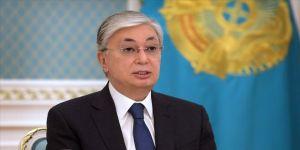 Kazakistan Cumhurbaşkanı Tokayev'den Erdoğan'a doğum günü mesajı