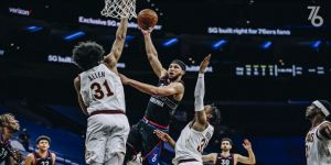 NBA'de Cleveland Cavaliers, lider Philadelphia 76ers'ı uzatmada yendi