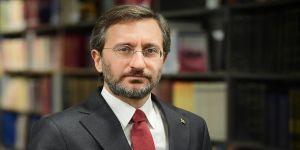 Cumhurbaşkanlığı İletişim Başkanı Altun'dan CHP yönetimine 'Milletten özür dileyin' çağrısı