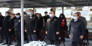 Üsküdar faciasında hayatını kaybedenler mezarları başında anıldı