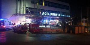 Mustafa Paşa Mahallesi'nde motosiklet kazası meydana geldi