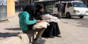 Esed rejimi bölgesindeki 'ekmek krizi' derinleşiyor