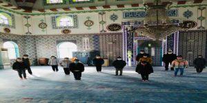 Gebze Şehit Polat Özbek İlkokulu camileri zıyaret etti