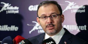 Gençlik ve Spor Bakanı Kasapoğlu: Bakanlığımız gençlerimiz için çalışıyor, her türlü çabayı ve imkanı ortaya koyuyor