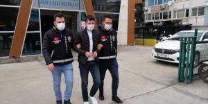 Gebze'de suç makinesi otomobil hırsızı tutuklandı