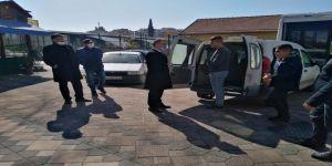 Yeniden Refah Partisi Gebze,esnaf ziyareti yaptı