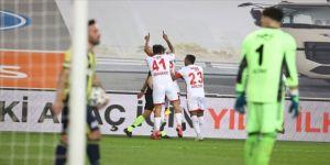 Antalyaspor'da 12 maçlık yenilmezlik rekoru ve 1000. gol sevinci