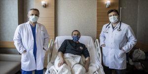 İleri karaciğer yetmezliği başlayan ve ölüm riski bulunan hasta nadir uygulanan kapalı cerrahi ile şifa buldu