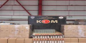 Kocaelide 15 ton etil alkol bulundu