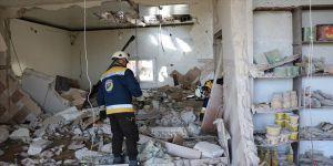 Esed rejiminin İdlib'e saldırısında 6 sivil yaralandı