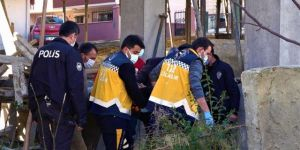 Darıca'da çalışırken dengesini kaybeden inşaat işçisi düşerek yaralandı