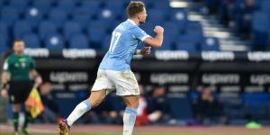 Lazio'nun golcüsü Immobile Altın Ayakkabı ödülüne kavuştu