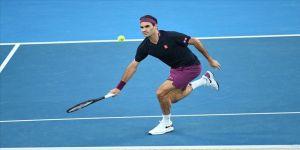 İsviçreli tenisçi Federer'den Katar Açık'a erken veda