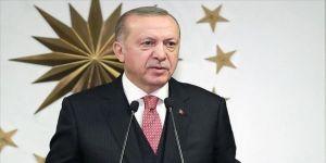 Cumhurbaşkanı Erdoğan, İçişleri Bakanı Soylu'nun annesi için taziye ilanı verdi