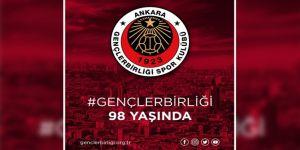 Gençlerbirliği Kulübü 98 yaşında