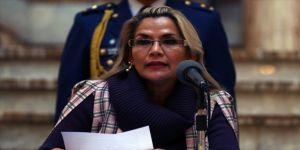 Eski Bolivya Devlet Başkanı Anez ve 2 eski bakan hakkında önleyici tutuklama kararı çıkarıldı
