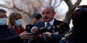 TBMM Başkanı Şentop: HDP'li Gergerlioğlu'nun kesinleşen yargı kararıyla ilgili Anayasa'nın gereği yerine getirilir