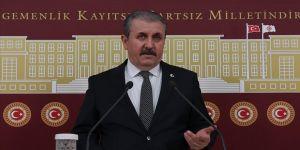 BBP Genel Başkanı Destici, Danıştayın 'Öğrenci Andı' kararını gözden geçirmesini istedi: