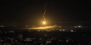 Esed rejimi, İsrail'in Şam'a füze saldırısı düzenlediğini iddia etti