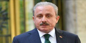 TBMM Başkanı Şentop: Türk Cumhuriyetlerinin dünyayla bütünleşmek yolunda katettikleri mesafe takdire şayan