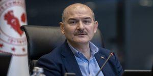 İçişleri Bakanı Süleyman Soylu'dan '18 Mart Şehitleri Anma Günü' mesajı