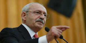 CHP Genel Başkanı Kılıçdaroğlu: Siyasi partilerin kapatılması sürecini bırakmak zorundayız