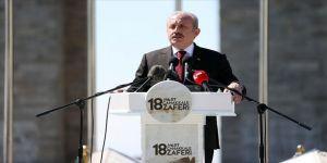 TBMM Başkanı Şentop: 100 yıldan fazla zaman geçti bazı devletler milletimize dinmek bilmez bir kindarlıkla saldırıyor