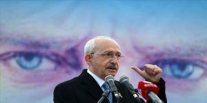 CHP Genel Başkanı Kılıçdaroğlu: Bayrağımız ve vatanımız söz konusuysa kenetlenmemiz gerekiyor