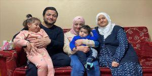 Gazze'den dönerken Mısır'da gözaltına alınan Türkçe öğretmeni ailesine kavuştuğu için mutlu