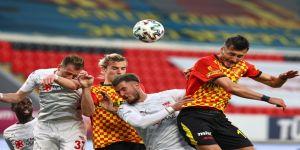 Sivasspor deplasmanda Göztepe'yi 5 golle geçti