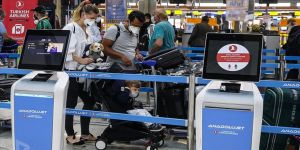 Sabiha Gökçen Havalimanı'nda dış hat uçuşları artıyor