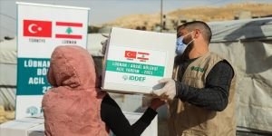 İDDEF, İdlib, Yemen, Gazze ve Arsal'da yardıma muhtaç insanlara umut oldu